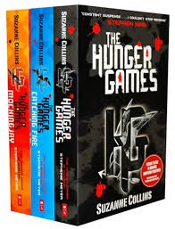 The Hunger Games Trilogy Collection Suzanne Collins 3 Books Set