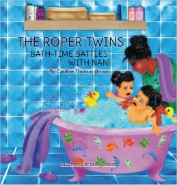 The Roper Twins: Bath-Time Battles with Nan E-book