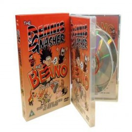 Dennis the Menace Gnasher & Beano 5 DVD Collection Box Set 40 Crazy Capers Video by  : Steven Butler
